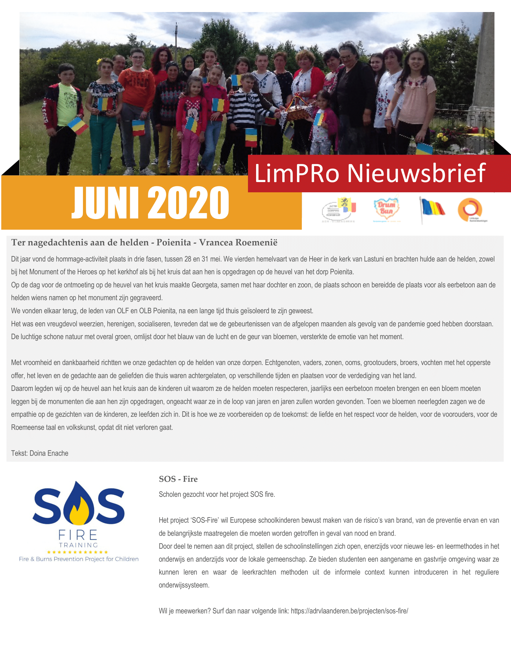 Juni newsletter preview